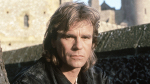 Richard Dean Anderson som Angus MacGyver.