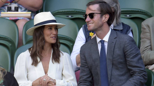 Pippa Middleton og James Matthews.