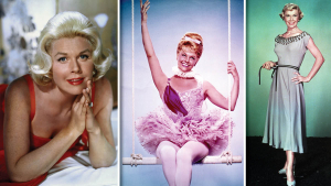 Doris Day.