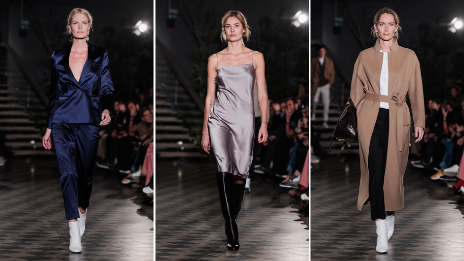 Filippa K leverede en smuk AW18-kollektion til Stockholm Fashion Week