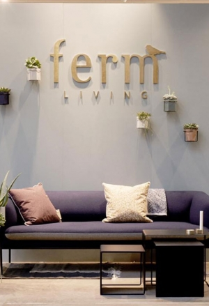 Ferm Living åbner pop-up shop