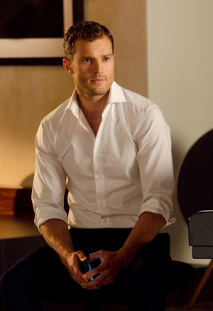 Mr. Grey har et ukendt talent