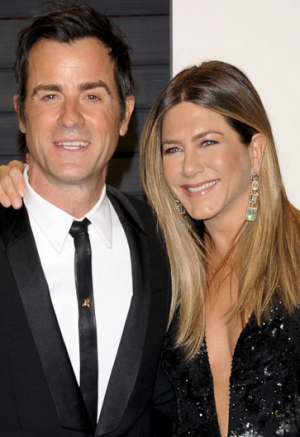 Jennifer Aniston og Justin Theroux skal skilles