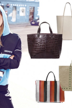 Shoppegalleri: 10 sporty oversized tasker