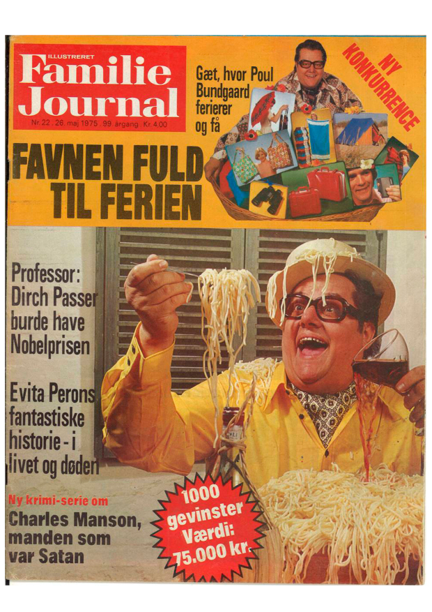 Familie Journal anno 1975