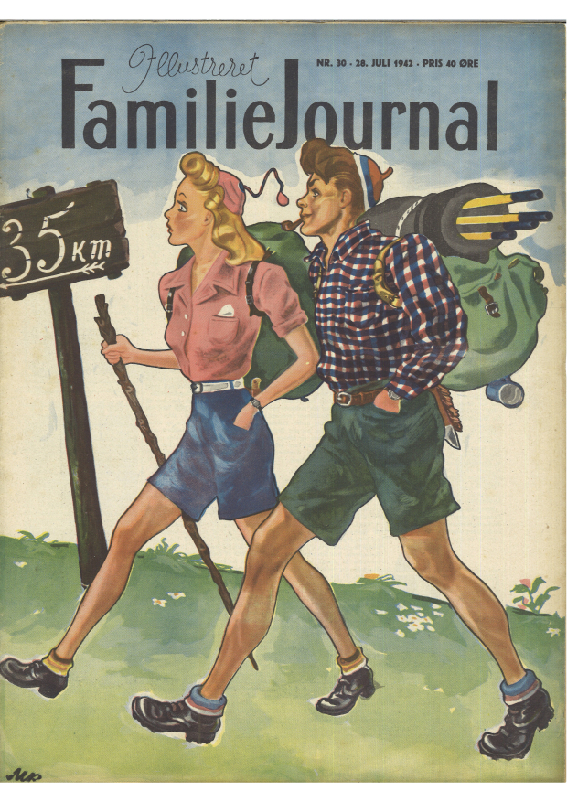 Familie Journal anno 1942