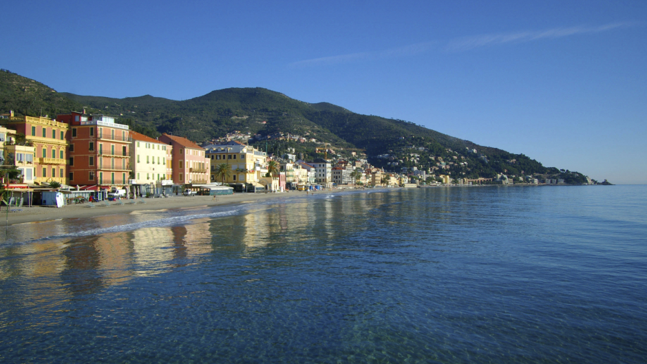 Sommer i kyssets by - Alassio