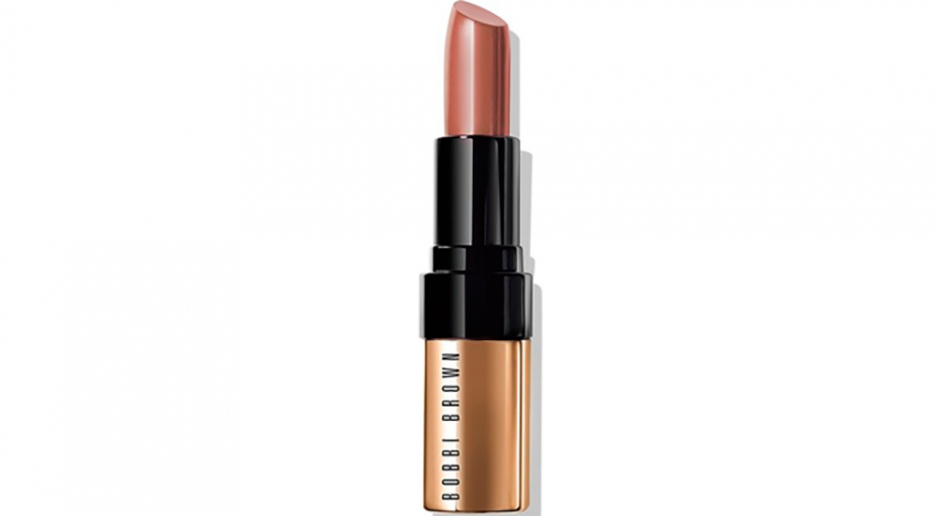 Bobbi Brown, Luxe Lip Color i farven 'Uber Nude'
