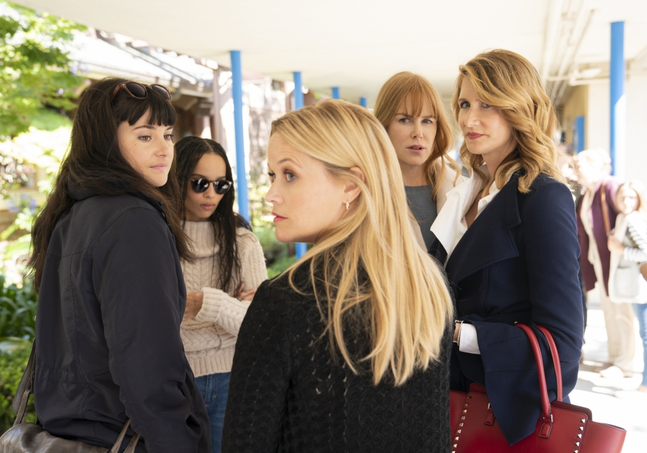 Reese Witherspoon i HBO-serien 'Big Little Lies'