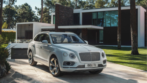Bentley Bentyaga Hybrid