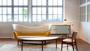 Finn Juhl furniture