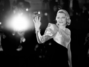 Cate Blanchett i modemagasinet IN