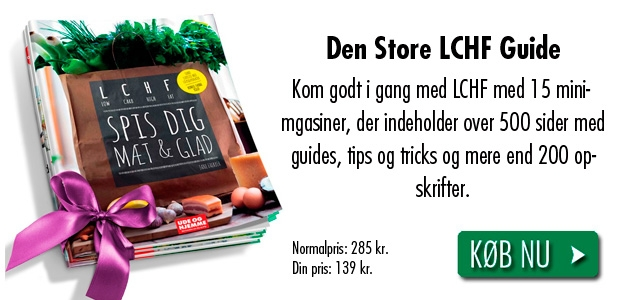 Den store lchf guide