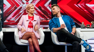 X Factor dommere